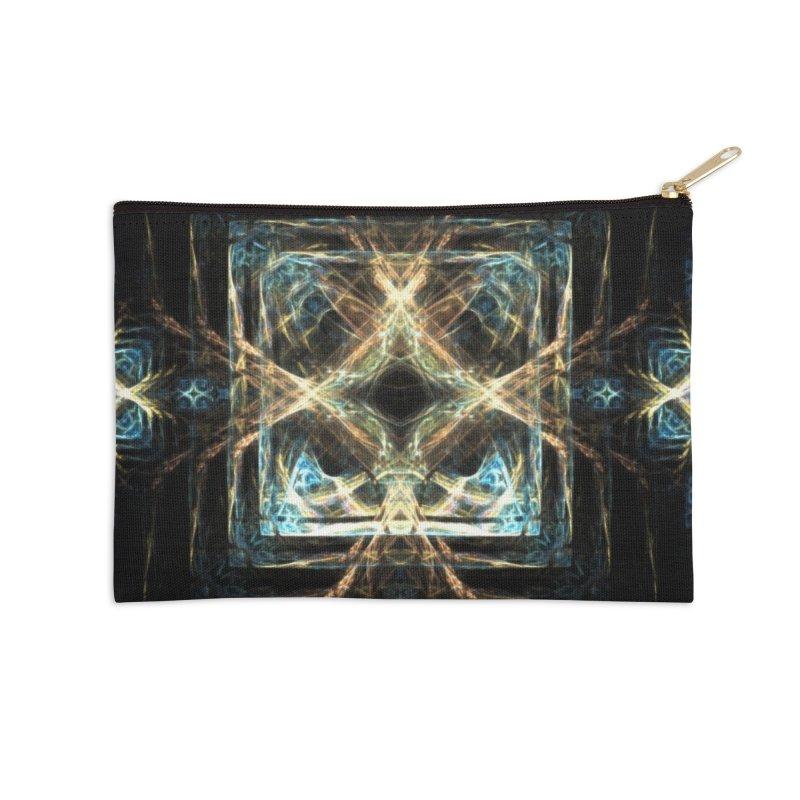 Resonance Accessories Zip Pouch by pixeldelta's Artist Shop