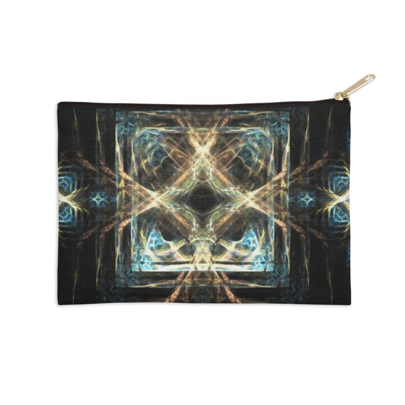 Resonance Accessories Zip Pouch by pixeldelta's Artist Shop