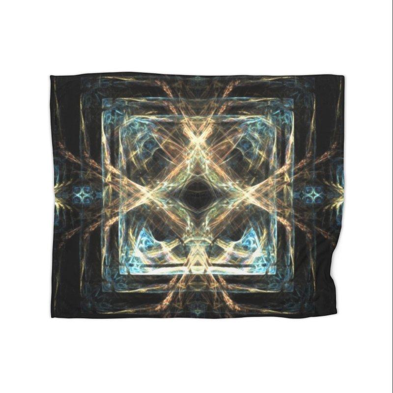 Resonance Home Blanket by pixeldelta's Artist Shop