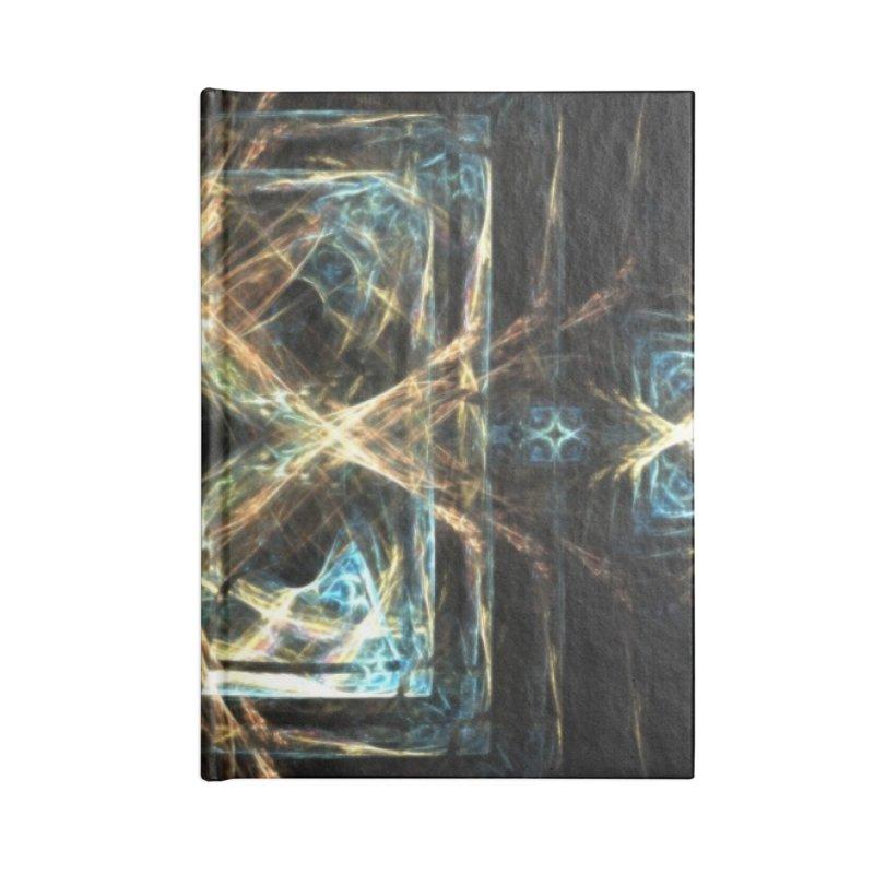 Resonance Accessories Notebook by pixeldelta's Artist Shop