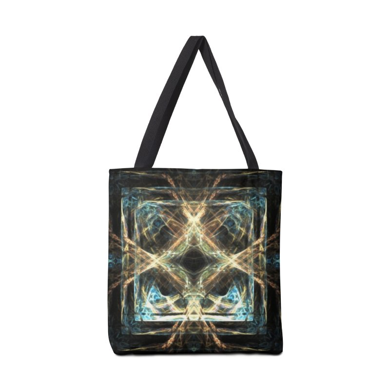 Resonance Accessories Bag by pixeldelta's Artist Shop