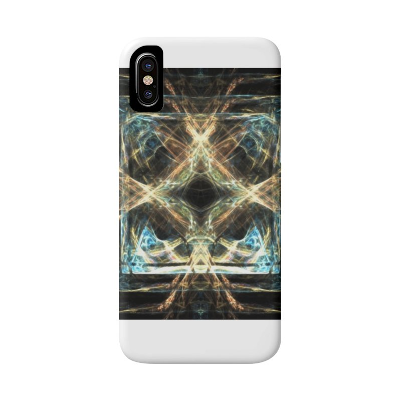 Resonance Accessories Phone Case by pixeldelta's Artist Shop