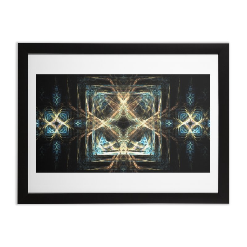 Resonance Home Framed Fine Art Print by pixeldelta's Artist Shop