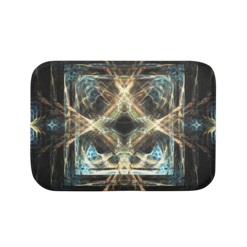 Resonance Home Bath Mat by pixeldelta's Artist Shop