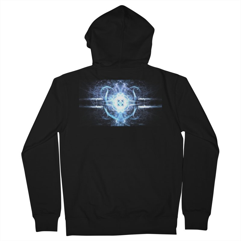 Frostkeeper Men's Zip-Up Hoody by pixeldelta's Artist Shop
