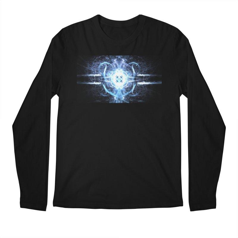 Frostkeeper Men's Regular Longsleeve T-Shirt by pixeldelta's Artist Shop
