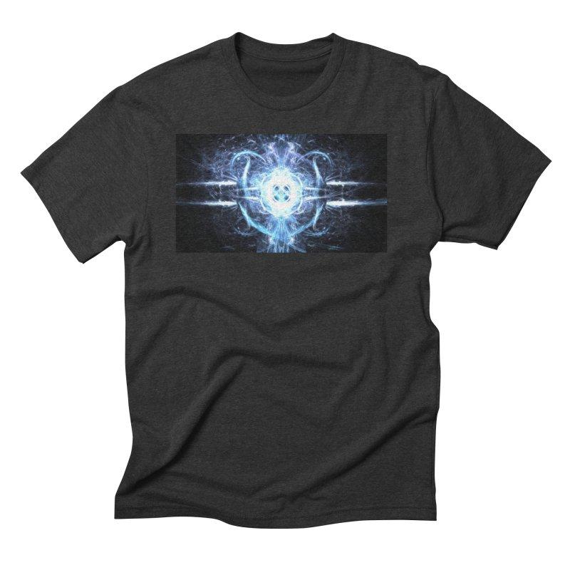 Frostkeeper Men's Triblend T-Shirt by pixeldelta's Artist Shop