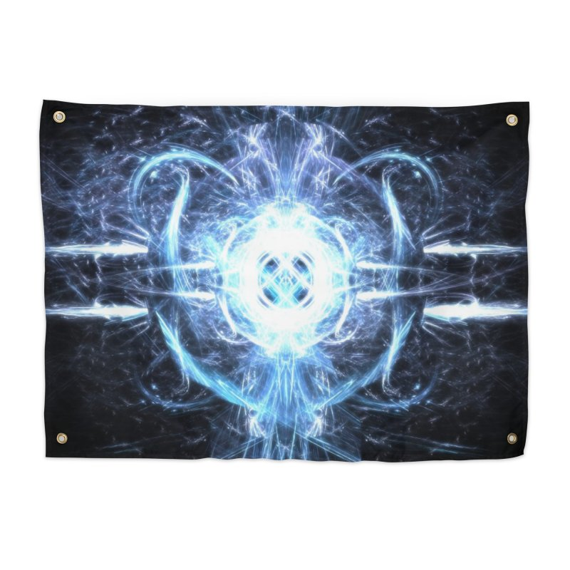 Frostkeeper Home Tapestry by pixeldelta's Artist Shop