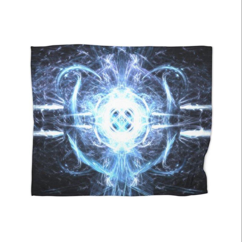 Frostkeeper Home Blanket by pixeldelta's Artist Shop