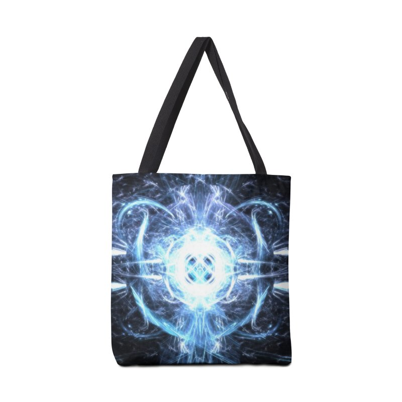 Frostkeeper Accessories Bag by pixeldelta's Artist Shop