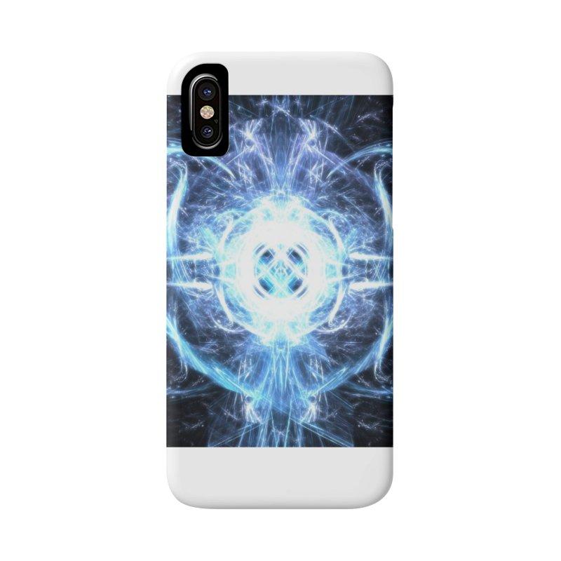 Frostkeeper Accessories Phone Case by pixeldelta's Artist Shop