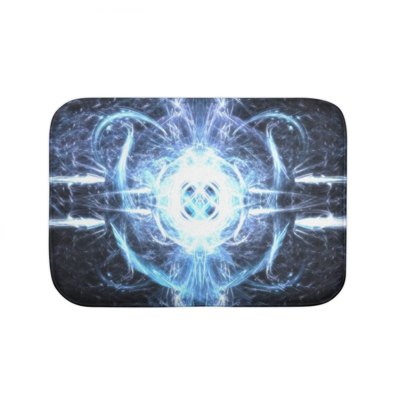 Frostkeeper Home Bath Mat by pixeldelta's Artist Shop