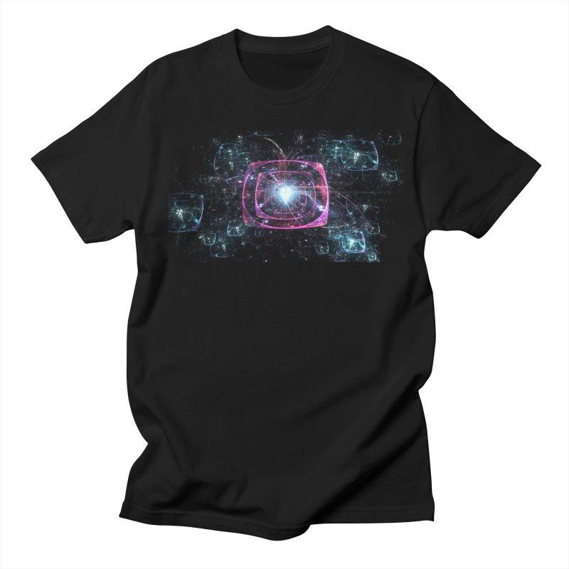 Funky gloom Women's Unisex T-Shirt by pixeldelta's Artist Shop