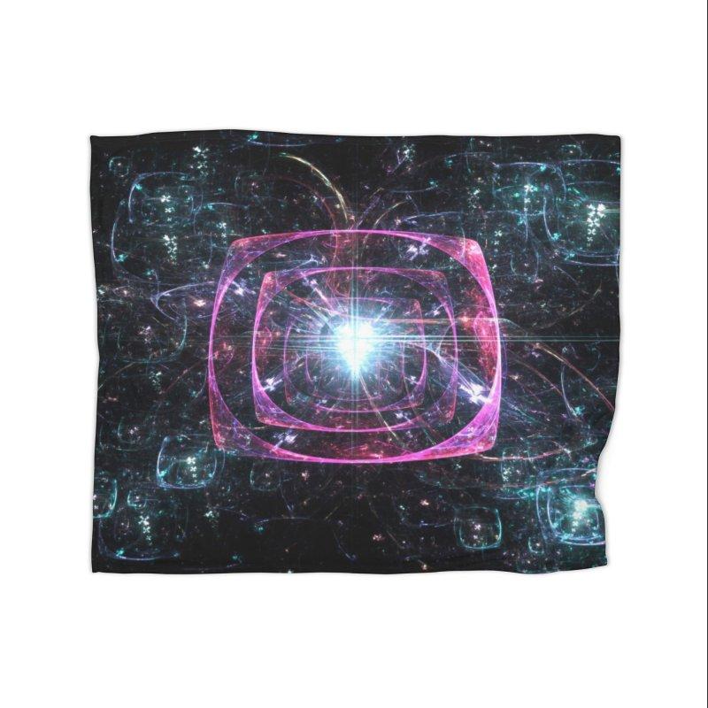 Funky gloom Home Blanket by pixeldelta's Artist Shop