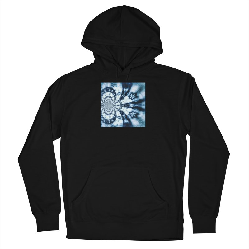 abstract square - art 1 Men's French Terry Pullover Hoody by pixeldelta's Artist Shop