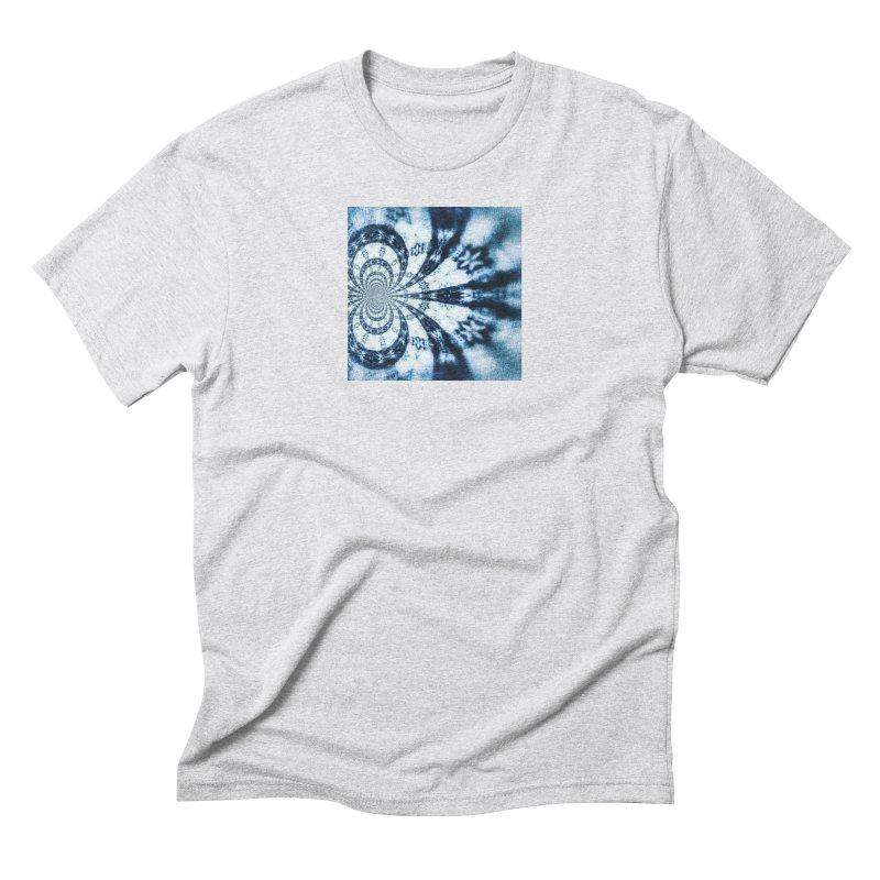 abstract square - art 1 Men's Triblend T-Shirt by pixeldelta's Artist Shop