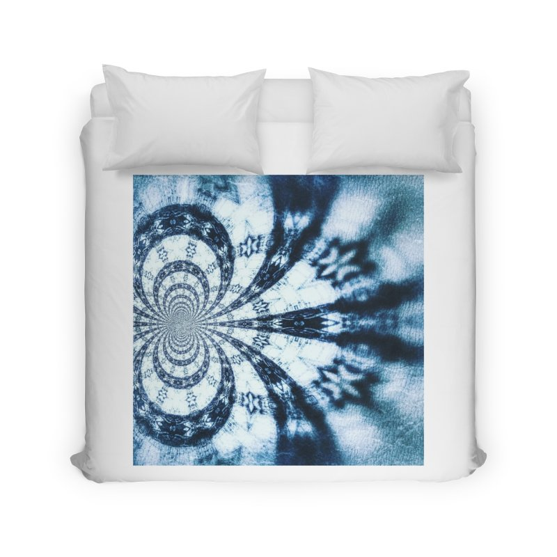 abstract square - art 1 Home Duvet by pixeldelta's Artist Shop
