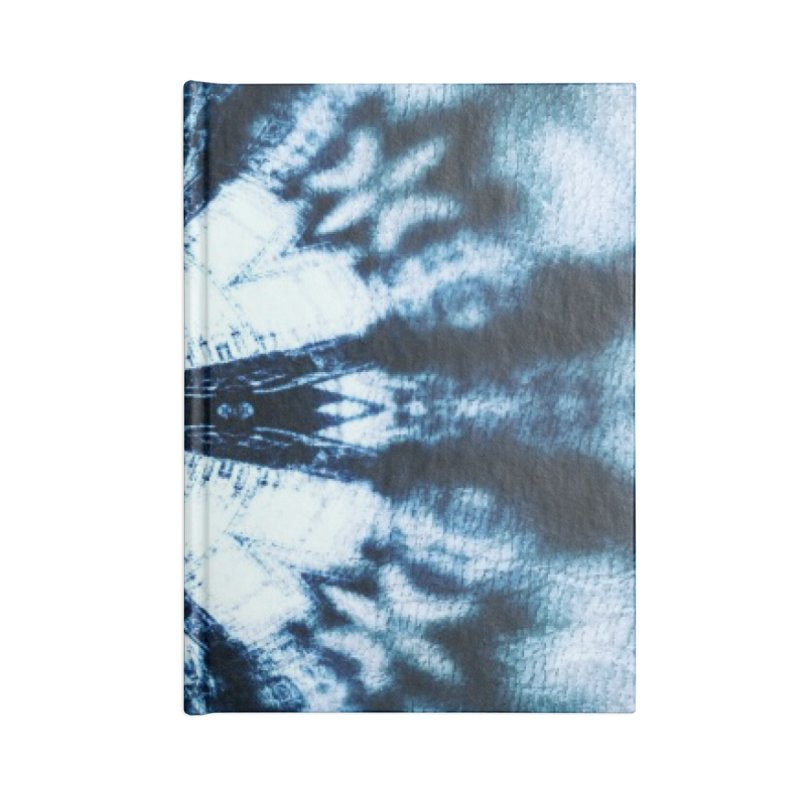 abstract square - art 1 Accessories Notebook by pixeldelta's Artist Shop