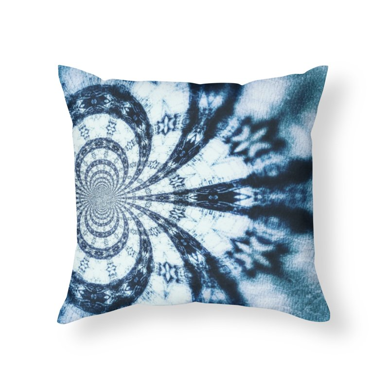 abstract square - art 1 Home Throw Pillow by pixeldelta's Artist Shop