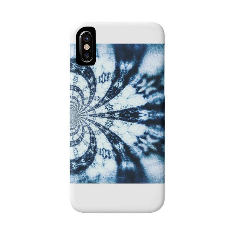 abstract square - art 1 Accessories Phone Case by pixeldelta's Artist Shop