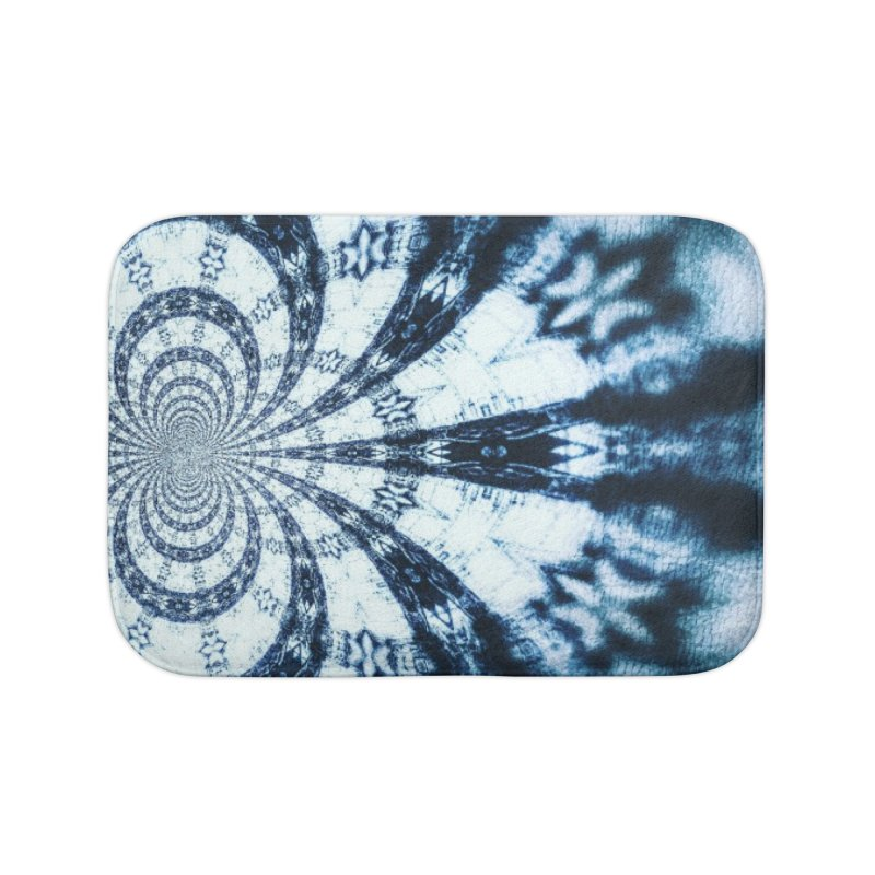 abstract square - art 1 Home Bath Mat by pixeldelta's Artist Shop