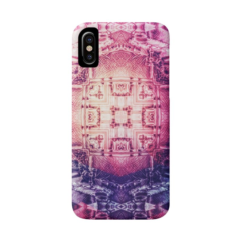 abstract square - art 3 Accessories Phone Case by pixeldelta's Artist Shop