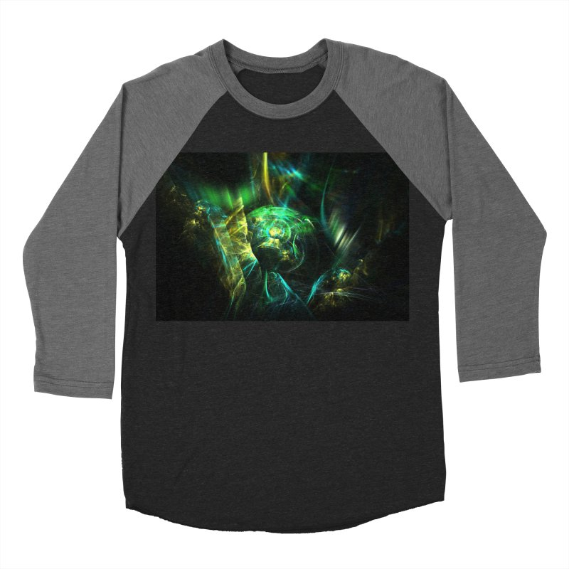 welcome to the jungle Men's Baseball Triblend T-Shirt by pixeldelta's Artist Shop