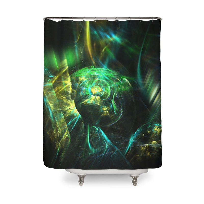 welcome to the jungle Home Shower Curtain by pixeldelta's Artist Shop