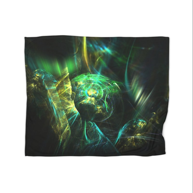 welcome to the jungle Home Blanket by pixeldelta's Artist Shop