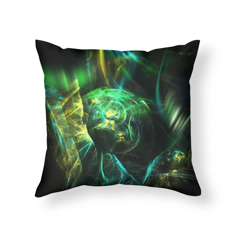 welcome to the jungle Home Throw Pillow by pixeldelta's Artist Shop