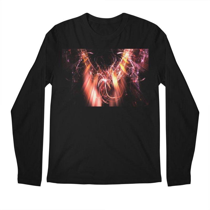 prove yourself Men's Regular Longsleeve T-Shirt by pixeldelta's Artist Shop