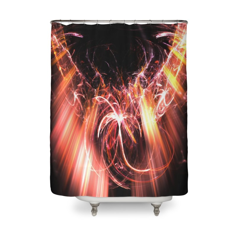 prove yourself Home Shower Curtain by pixeldelta's Artist Shop