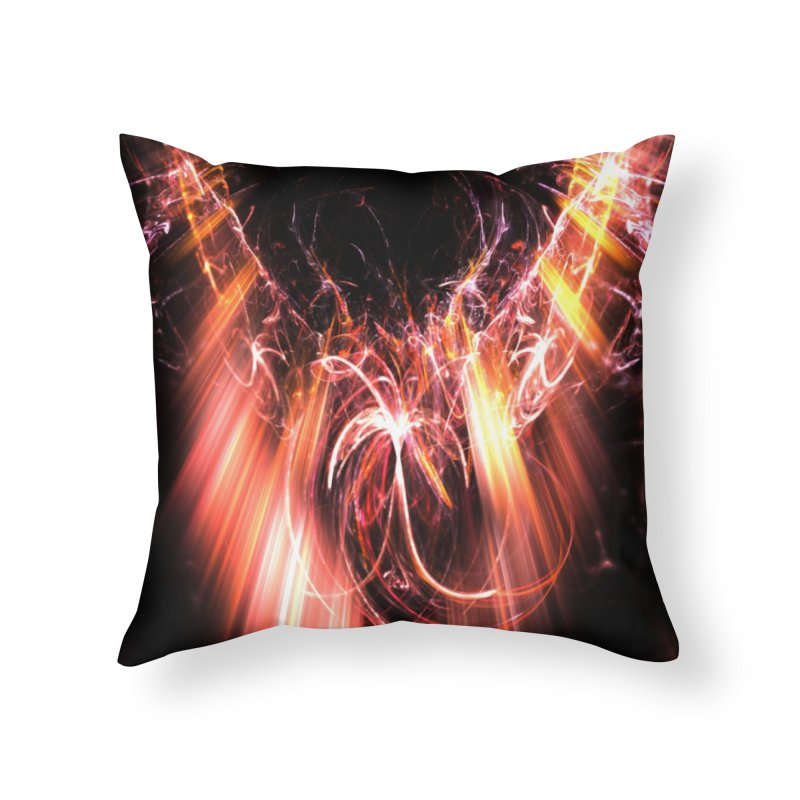 prove yourself Home Throw Pillow by pixeldelta's Artist Shop