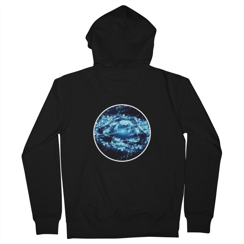Kingdom of night Men's Zip-Up Hoody by pixeldelta's Artist Shop