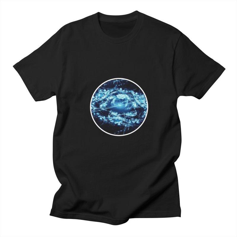Kingdom of night Men's T-shirt by pixeldelta's Artist Shop