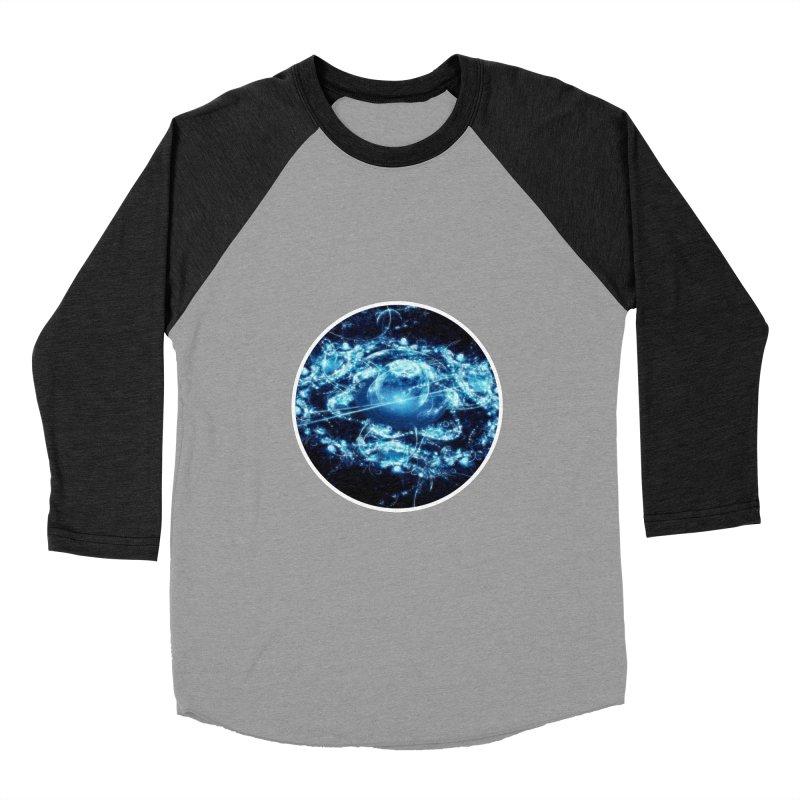 Kingdom of night Women's Baseball Triblend T-Shirt by pixeldelta's Artist Shop
