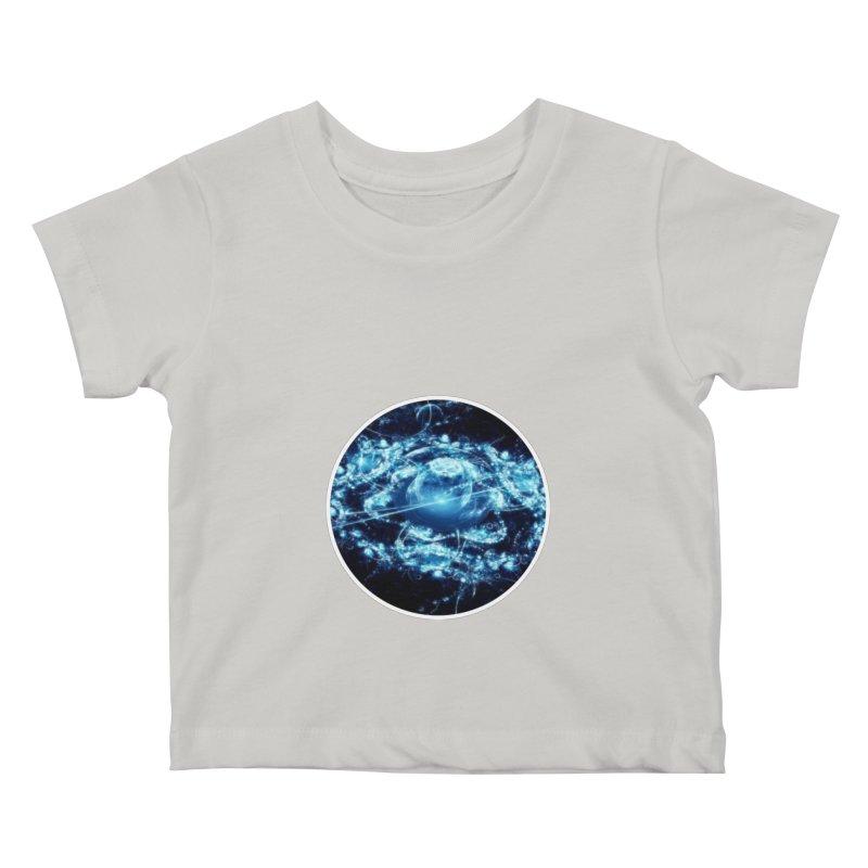 Kingdom of night Kids Baby T-Shirt by pixeldelta's Artist Shop