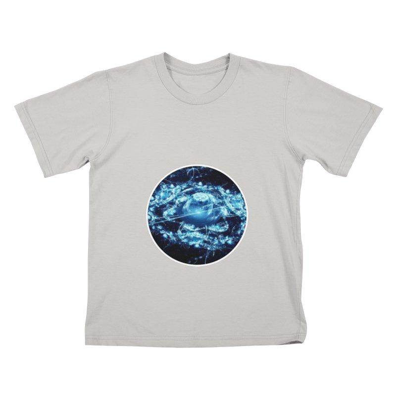 Kingdom of night Kids T-shirt by pixeldelta's Artist Shop