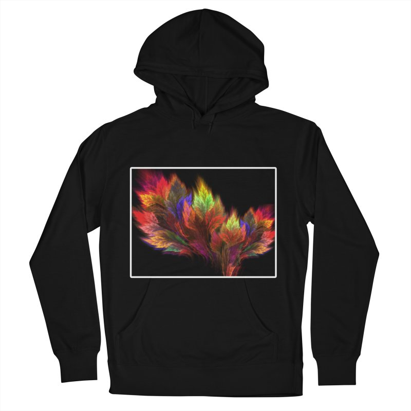 A visit in the Paradise Men's Pullover Hoody by pixeldelta's Artist Shop