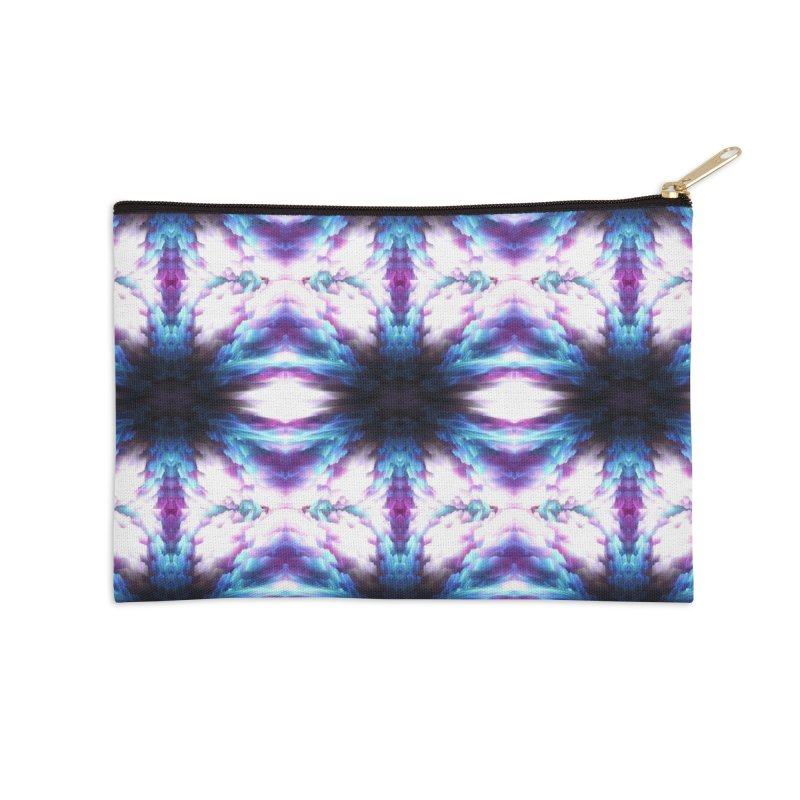 Crystals Accessories Zip Pouch by pixeldelta's Artist Shop