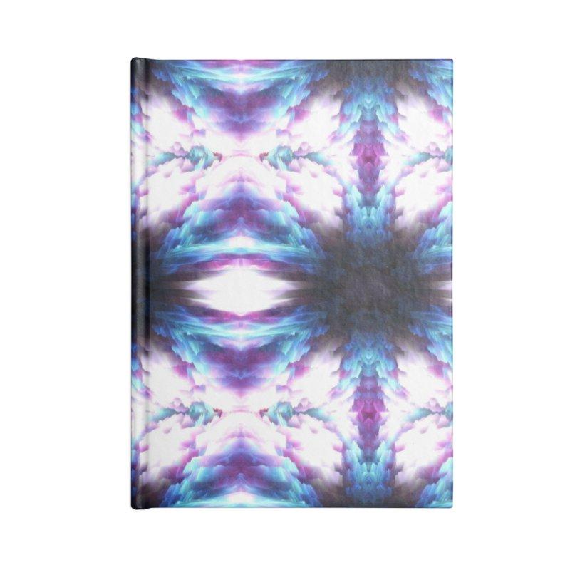 Crystals Accessories Notebook by pixeldelta's Artist Shop