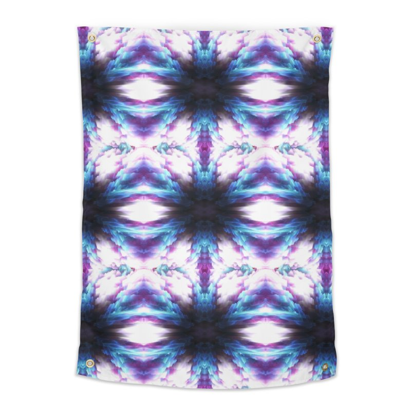 Crystals Home Tapestry by pixeldelta's Artist Shop