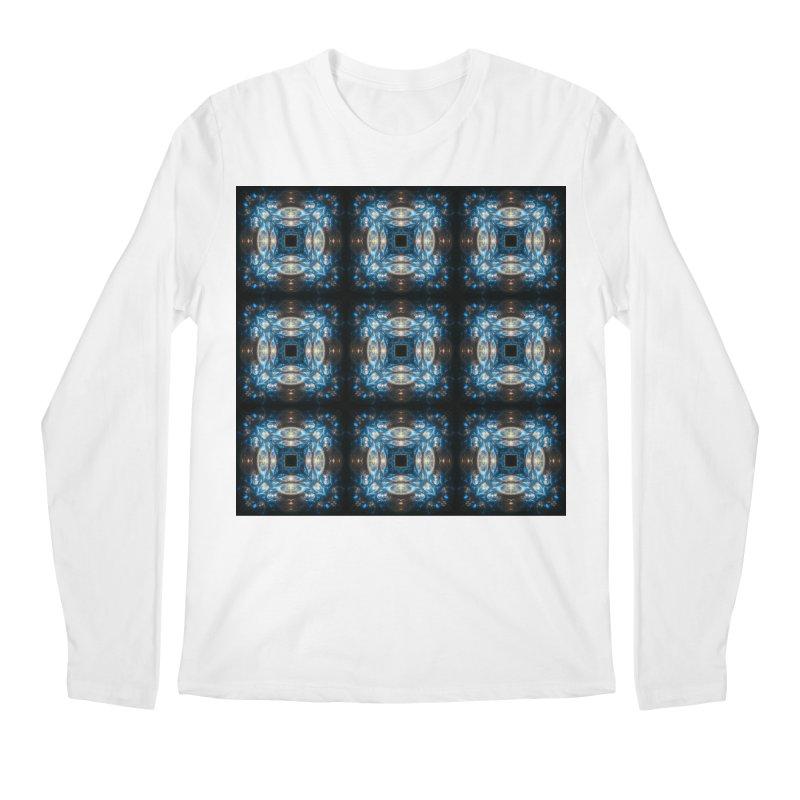 Hyperdrive Men's Regular Longsleeve T-Shirt by pixeldelta's Artist Shop
