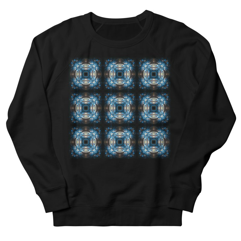 Hyperdrive Women's French Terry Sweatshirt by pixeldelta's Artist Shop
