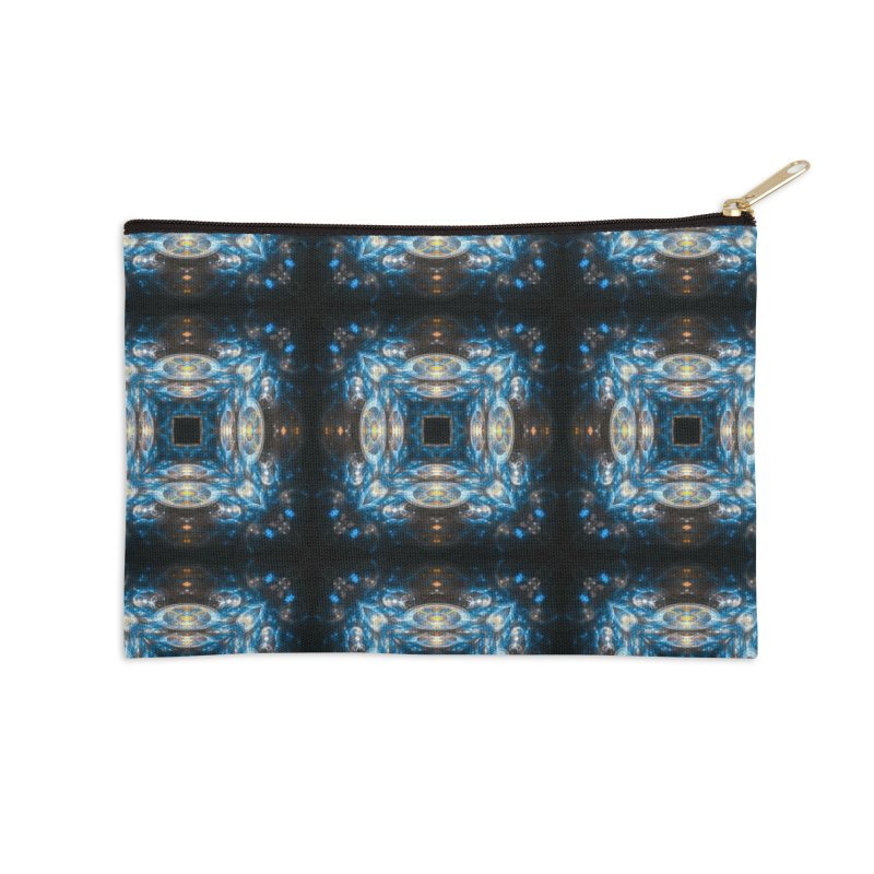 Hyperdrive Accessories Zip Pouch by pixeldelta's Artist Shop