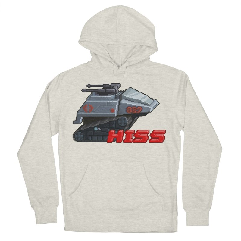 Pixel Art Hiss Vehicle Women's French Terry Pullover Hoody by Pixel Panzers's Merchandise