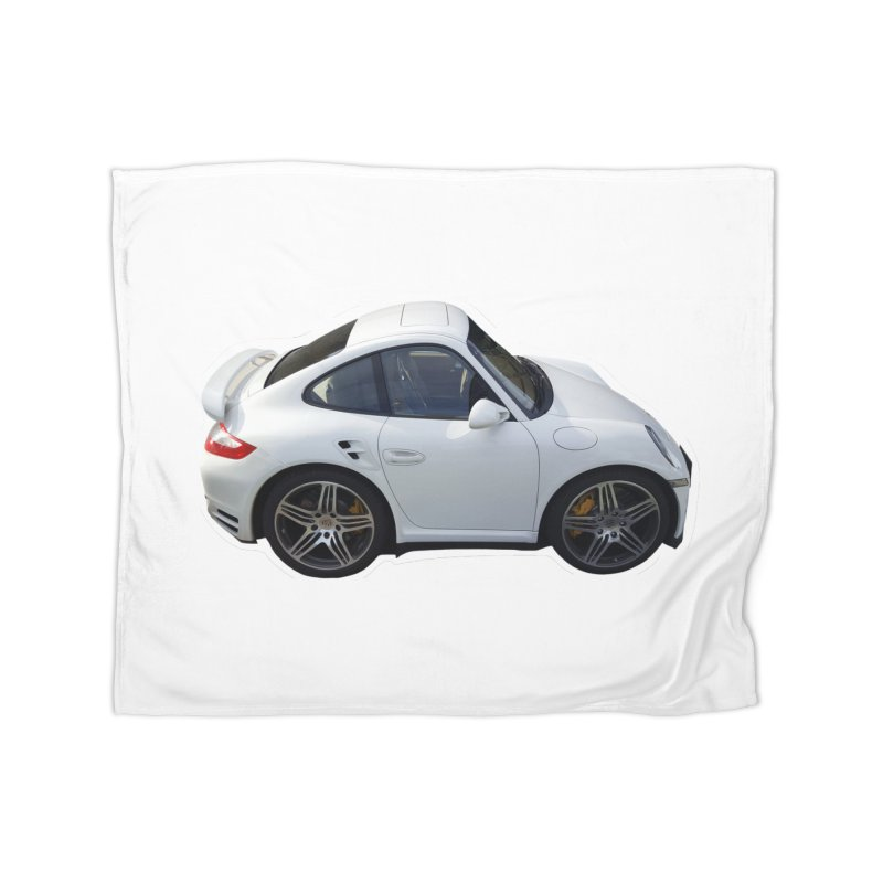 Mini 911 Turbo  Home Blanket by Pixel Panzers's Merch Emporium