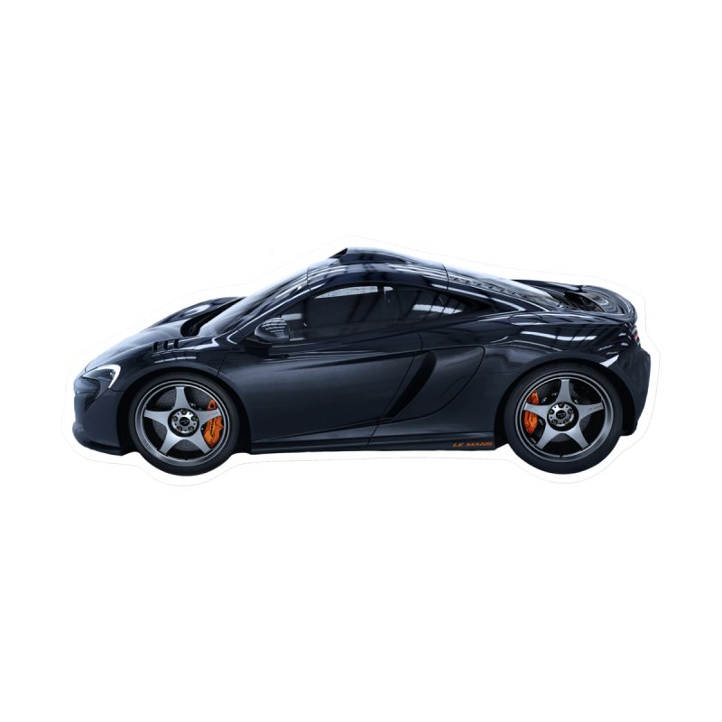 Mini McLaren Le Mans 650s by Pixel Panzers's Merch Emporium