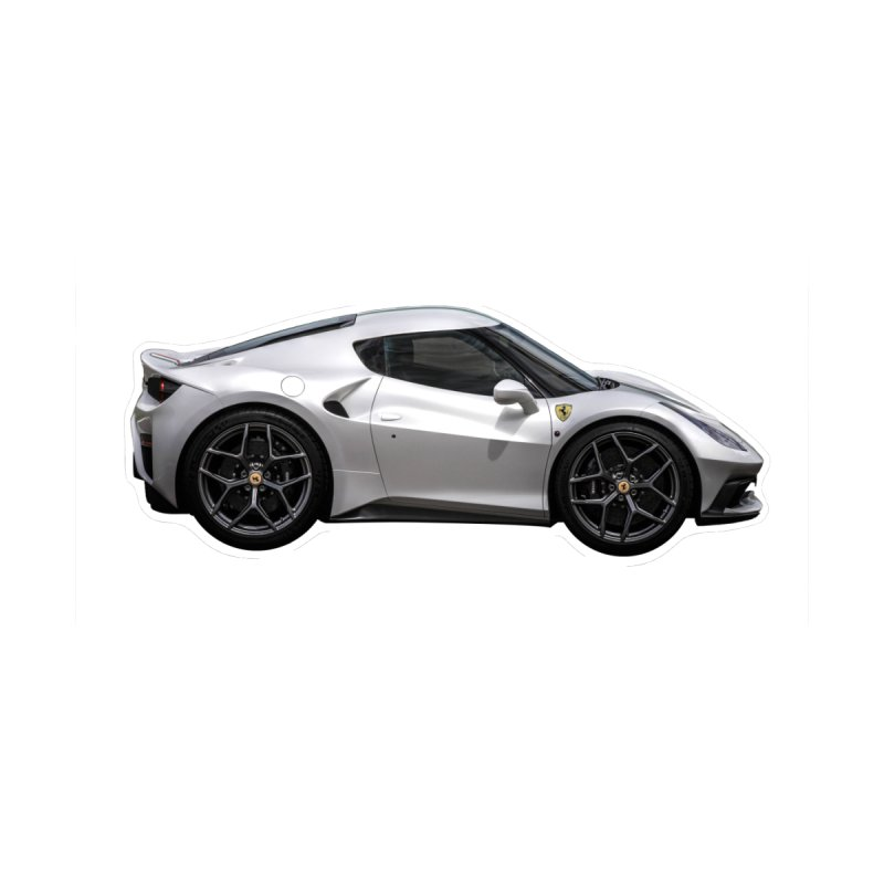 Mini Ferrari 458 MM Speciale by Pixel Panzers's Merch Emporium