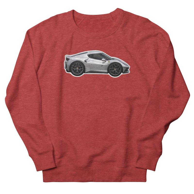 Mini Ferrari 458 MM Speciale Women's Sweatshirt by Pixel Panzers's Merch Emporium
